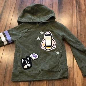 Other - Patch Sweatshirt-3T